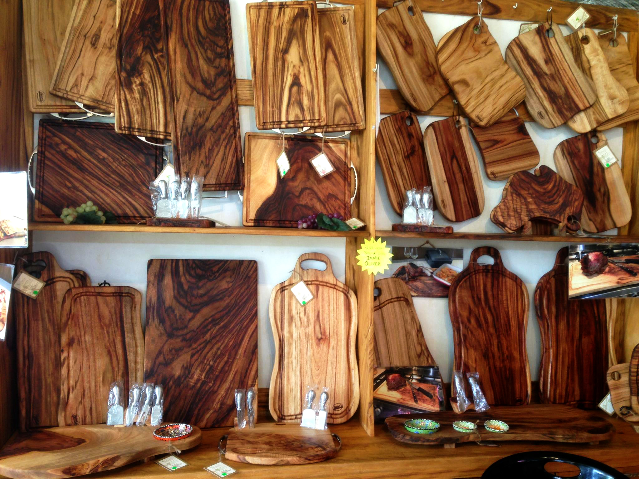 Natures Australian Cutting Boards 128